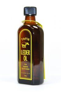 Tapir Lederöl